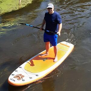 SUP (Stand Up Paddling) – Stehpaddeln