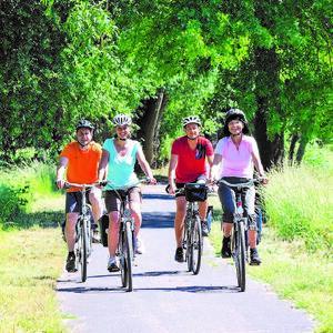 Fahrradtouren – Erkunden Sie den schönen Niederrhein!