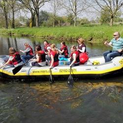 Teenie-Flussgeocaching – Hin Paddeln und zurück Geocaching