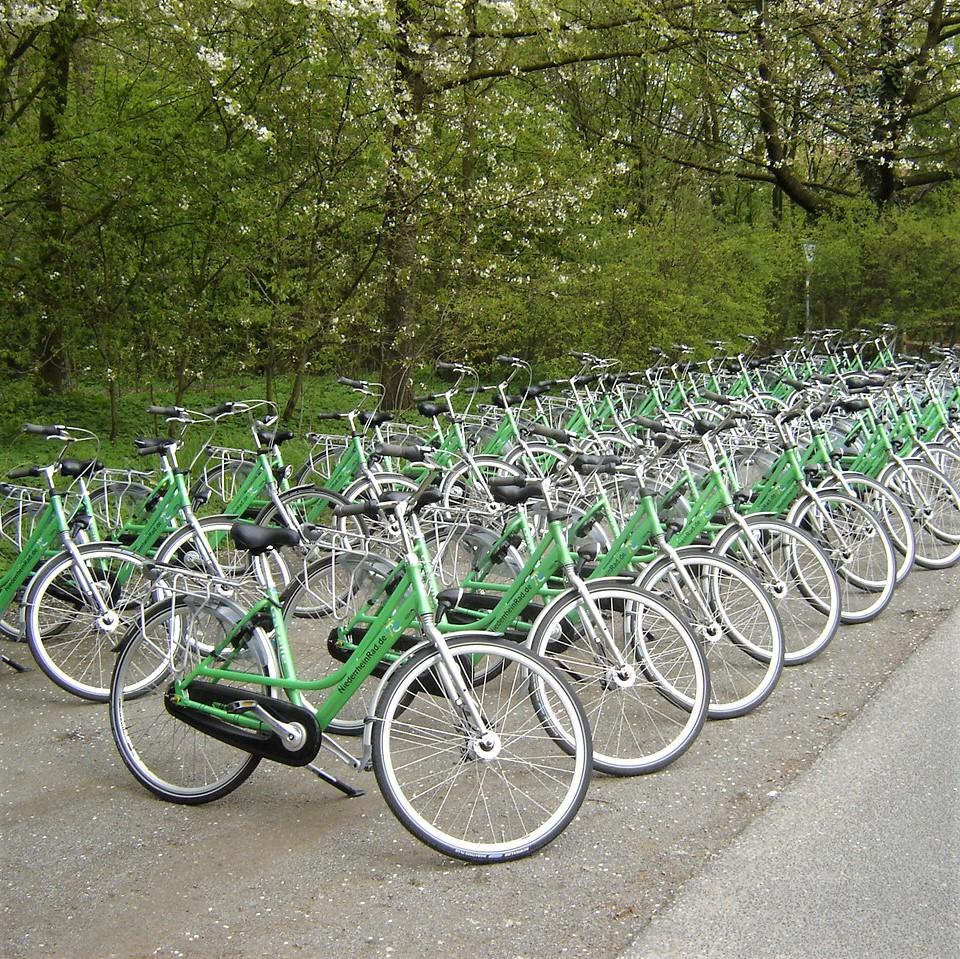 Fahrradverleih Niederrheinräder