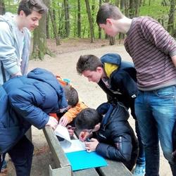 Schul- Geocaching   – auf Schatzsuche per GPS